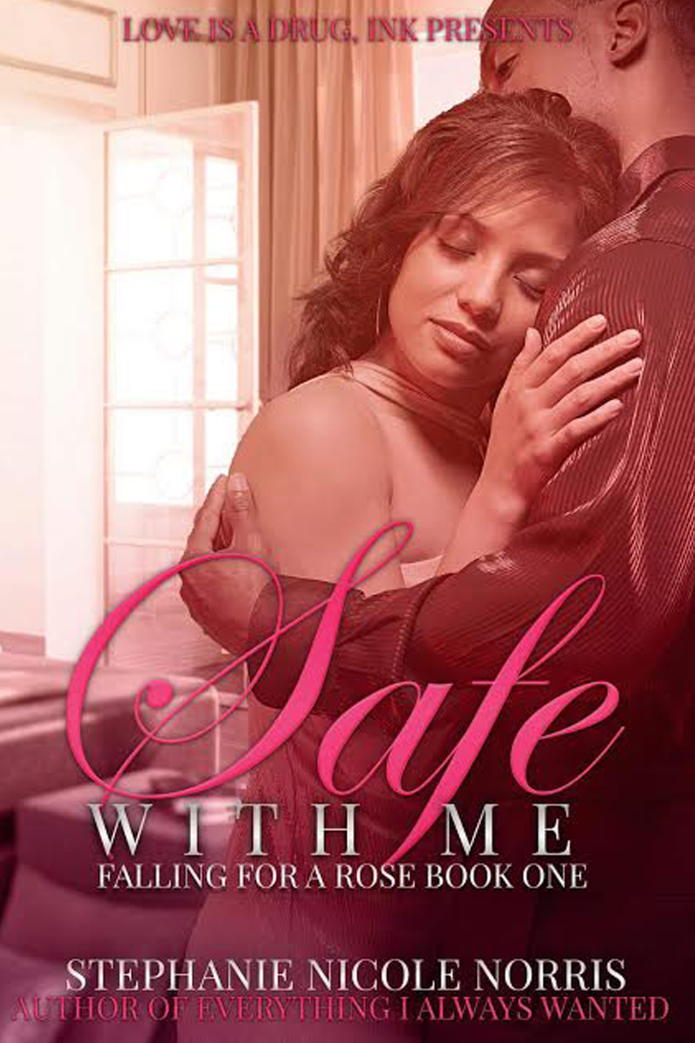 Safe With Me is Available on Audio!