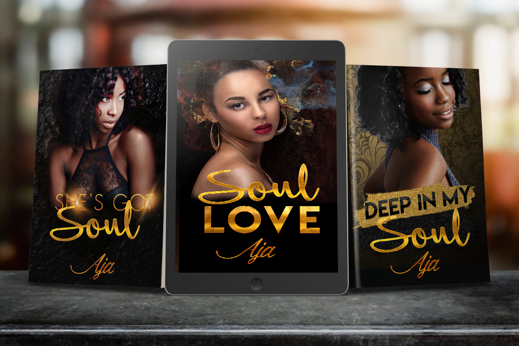 Book Tour: Soulmates Series by Aja (and Giveaway!)