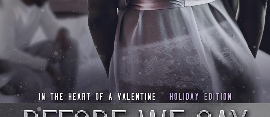 Before We Say I Do is available on audio!